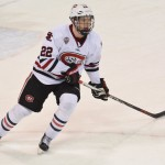 St. Cloud State Junior Defenseman Jimmy Schuldt, of Minnetonka, MN., is tied for first on his team in goals scored, with four, and it tied for first on his team in assists, with six.  St. Cloud State is 5-0-0, ranked #2, and hosts #8 Minnesota-Duluth for two games this weekend.  Read all about Schuldt and the St. Cloud State team in today's post.